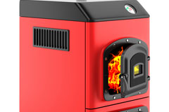 Nottinghamshire solid fuel boiler costs