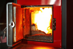 solid fuel boilers Nottinghamshire